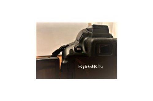 Mit állitsunk be feltétlenül - A fényképezőgép menüje
