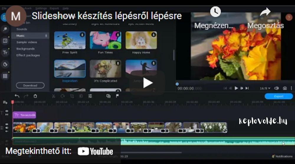 slideshow lepesrol lepesre