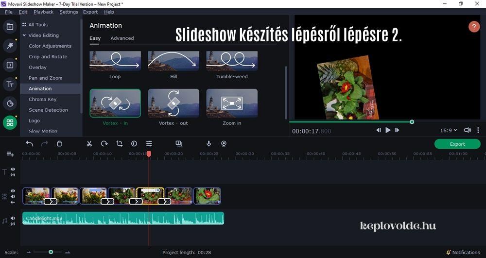 Slideshow keszites lepesrol lepesre 2